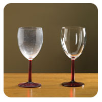 Hard Water Spots on Glasses