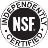 NSF Certification | Culligan of Ellwood City